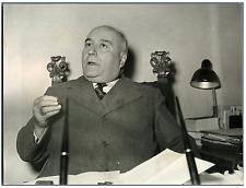Italia, Avvocato Gian Battista Migliori  Vintage silver print Tirage argentiqu