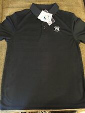 *NWT* True Fan NEW YORK Yankees Polo Shirt-medium $45