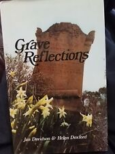 Grave Reflections Jan Davidson Victoria Goldfields Only 1500 Copies Limited