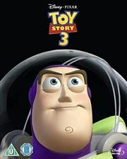 Toy Story 3 [Blu-ray] [Region Free] [UK Import]