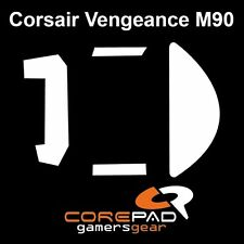 COREPAD Skatez Corsair Vengeance m90 RICAMBIO TEFLON ® piedini del mouse hyperglides