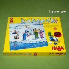 Kayanak Geschicklichkeitsspiel ab 6 Jahren von Haba 100% Komplett 1A Top! 4164