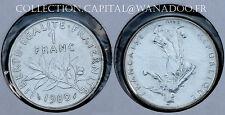 FDC 1 Franc 1980. Cote: 35€