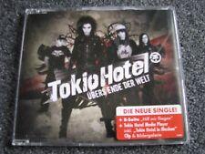 Tokio Hotel-Übers Ende der Welt Maxi CD-Made in EU 2007