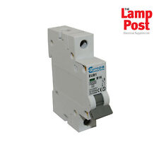 Europa MCB 16A 16 AMP EUB116B SP MCB Miniture Circuit Breaker