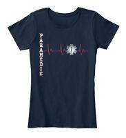 Custom Paramedic - Women's Premium Tee T-Shirt Women's Premium Tee T-Shirt