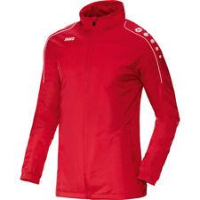 JAKO #7401 Regenjacke Allwetterjacke Team Rot/weiß M