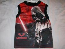 Darth Vader Lightsaber STAR WARS red T-shirt Boys Small size 7 used