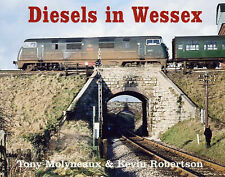 Diesels in Wessex, Molyneux, Tony, Robertson, Kevin, New Book
