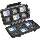 Pelican 0915 SD, microSD, SDHC Secure Digital Memory Card Case