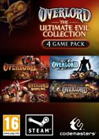 Overlord: Ultimate Evil Collection - RPG Game Bundle PC Steam Key GLOBAL