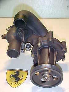 Ferrari F40 Water Pump_Thermostat_134086_OEM