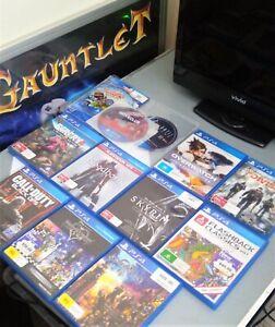 BULK LOT PS4 games Xmas gift present Call of Duty Far Cry Kingdom Hearts & more!