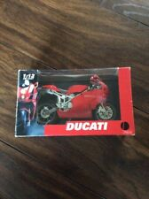 NEWRAY DUCATI 999 1/12 MODEL (RED)
