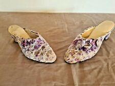 Ancienne pair de chaussure de créateur à définir