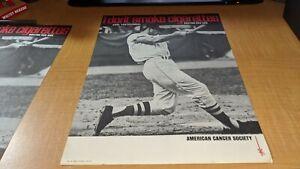 """Carl Yastrzemski Boston Red Sox 1968 I Don't Smoke AMS 9""""x12"""" Poster"""