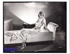 Loretta Young 1933 Photo from Original Negative