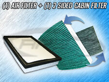 AIR FILTER HQ CABIN FILTER COMBO FOR 2012-2017 TOYOTA CAMRY HYBRID 2.5L