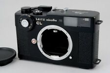 N.Mint- Leitz Minolta CL Rangefinder Leica M 35mm Film Camera Body fromJapan#o04