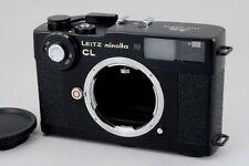 N.Mint- Leitz Minolta CL Rangefinder Leica M 35mm Film Camera Body fromJapan#o04