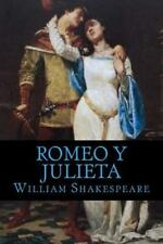 Romeo y Julieta by William Shakespeare (2015, Paperback)