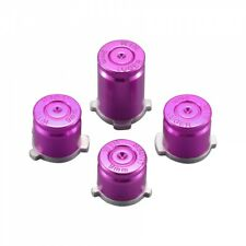 Metal Alumium Alloy Bullet ABXY Buttons Replacement Part for Xbox One Controller