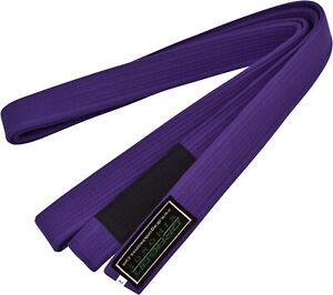 Brazilian Jiu Jitsu Gi Belts 100% Cotton Material MMA BJJ Kimono DRAGON MMA Belt