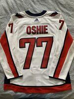 Washington Capitals Authentic Jersey - Oshie size 54