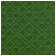 3 Yard POKER TABLE SUITED SPEED WATERPROOF CLOTH Green Color 108 x 60 INCH