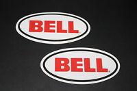 +004 Bell Helm Helmet Helmets Aufkleber Sticker Decal Autocollant Pickerl Race
