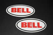 +004 Bell Helm Helmet Helmets Aufkleber Sticker Decal Autocollant Pickerl Race