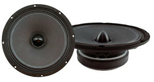 New Pyle PBW10S 10'' High Power High Performance Midbass DJ Pro Audio