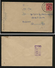 Malaya  Perak  Japan Occupation cover         FL1123