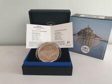 10 Euros Argent France 2020 Mont Saint Michel BE Proof