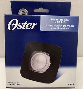Genuine Oster square black rubber lid 4903 for Oster blender Jars New Original