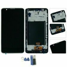For LG Stylus 2 Stylo 2 LS775 K540 K520 LCD Display Digitizer Touch Screen+Frame