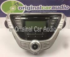 11 12 13 HYUNDAI Elantra OEM AM FM XM MP3 Satellite Bluetooth Radio CD Player