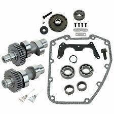 S&S 510G Torque Gear Drive Camshaft Kit For Harley-Davidson Twin Cam 1999-2006