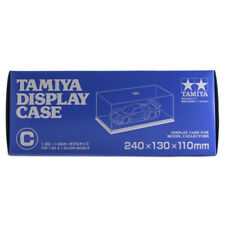 TAMIYA Display Caso C ideale per le auto 1/24 (240 x 130 x 110mm) 73004 NUOVE