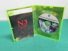 Xbox360 -- N3 NINETY-NINE NIGHTS -- JAPAN. GAME. Clean & Work fully. 48273