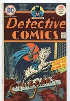 Detective Comics #449 VG/Fine  Midnight Rustler Of Gotham City DC Comics  CBX1U