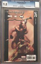 Ultimate X-Men #76 CGC 9.8