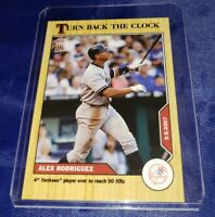 ALEX RODRIGUEZ TOPPS NOW #162 09/08/20 TURN BACK THE CLOCK 9/8/2007 YANKEES /350