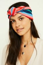 Urban Outfitters Twist Wire Headwrap Multicoloured