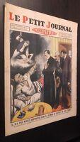 JOURNAL LE PETIT PARISIEN N°2122  23 AOUT 1931 ABE