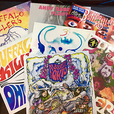BUFFALO KILLERS BUNDLE - ALL 7 LPS ON COLOR VINYL (GREAT STONER PSYCH!)