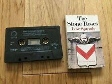 The Stone Roses Love Sreads Tape Cassette Your Star Will Shine