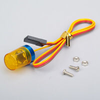 Scale 1/10th RC Truck Flash Bright LED Light 510Y 13x18mm