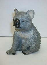Royal Heritage Vintage Porcelain Bisque Koala Bear Figurine