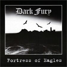 "Dark Fury ""Fortess of eagles"" CD 2008"